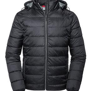 Russel Nano Hooded Jacket - Hommes