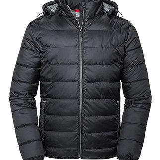 Russell Russel Nano Hooded Jacket - Heren