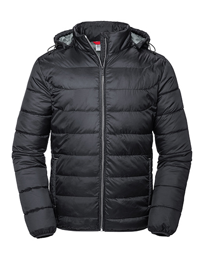 Russell Russel Nano Hooded Jacket - Heren