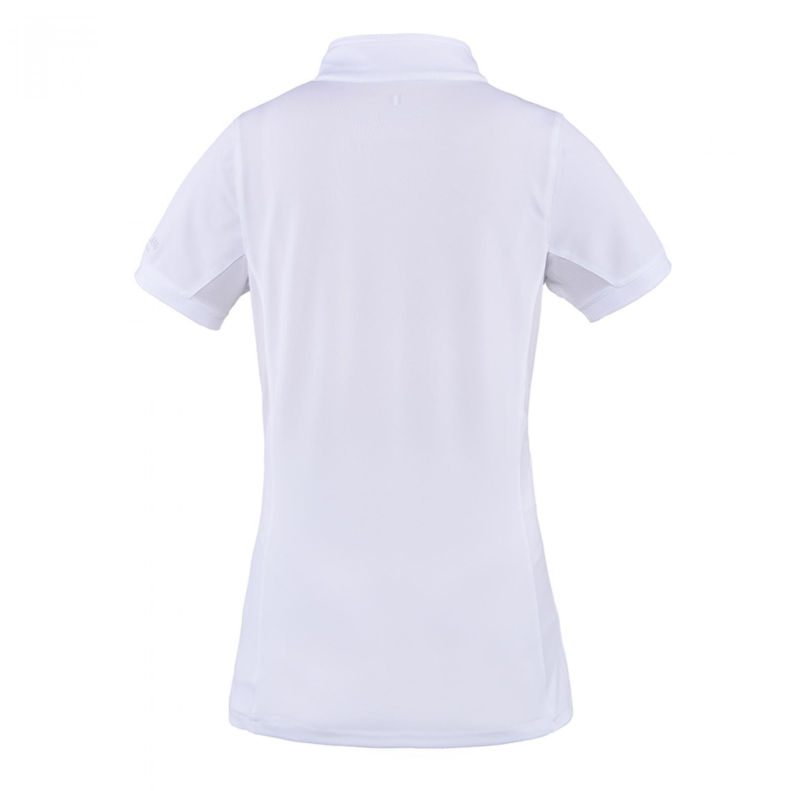 Kingsland Kingsland - Classic girls short sleeve show shirt white