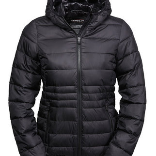 Tee Jays TJ - Zepelin - Hooded jacket - ladies