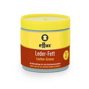 EFFAX Leather grease/Vasel. Yellow 500ML