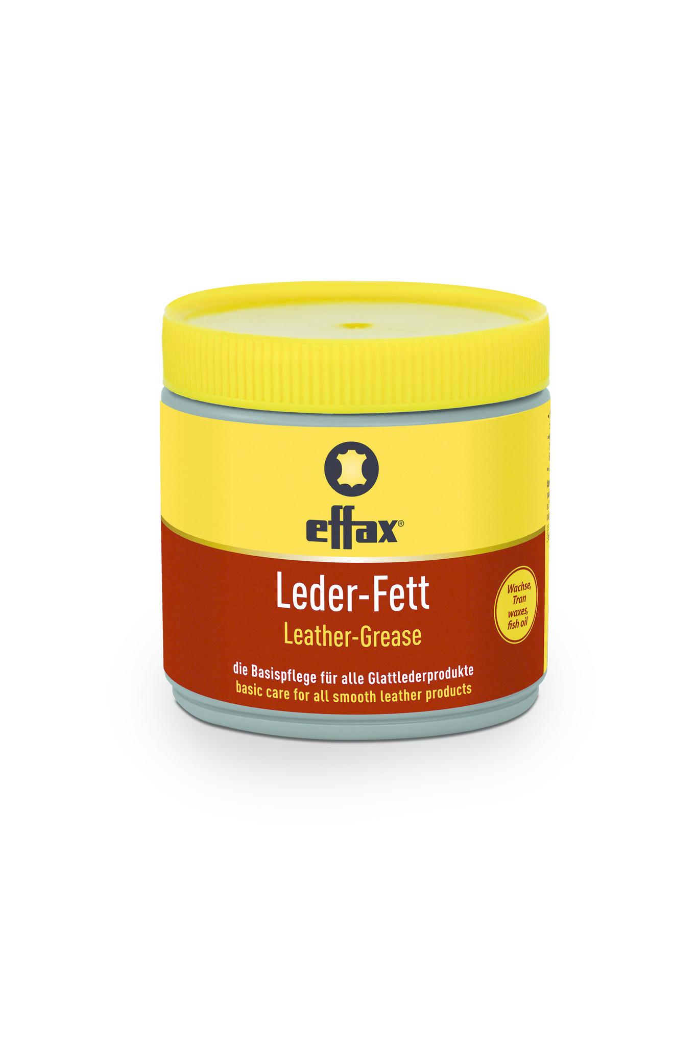 EFFAX EFFAX Ledervet/Vasel. Geel 475ML