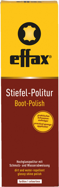 EFFAX EFFAX Boot-Polish (kleurloos) 75ML