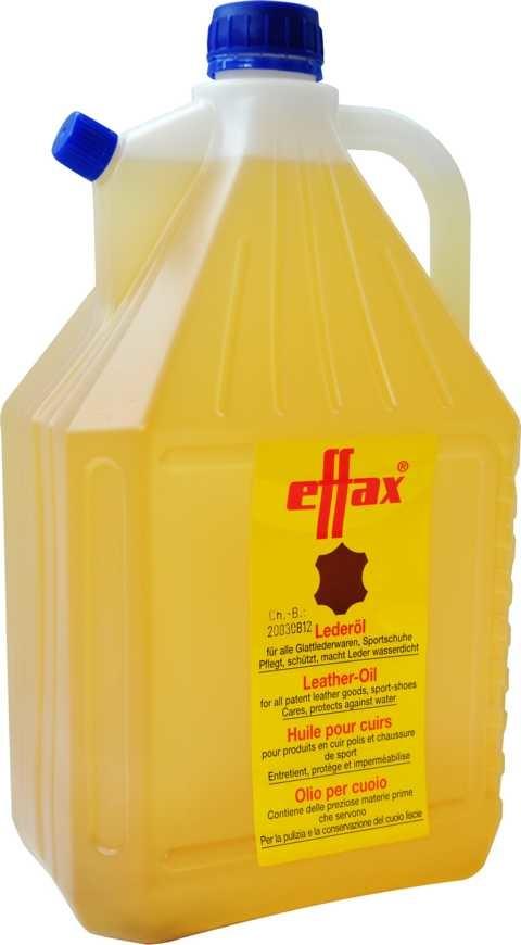 EFFAX EFFAX Lederolie 5L