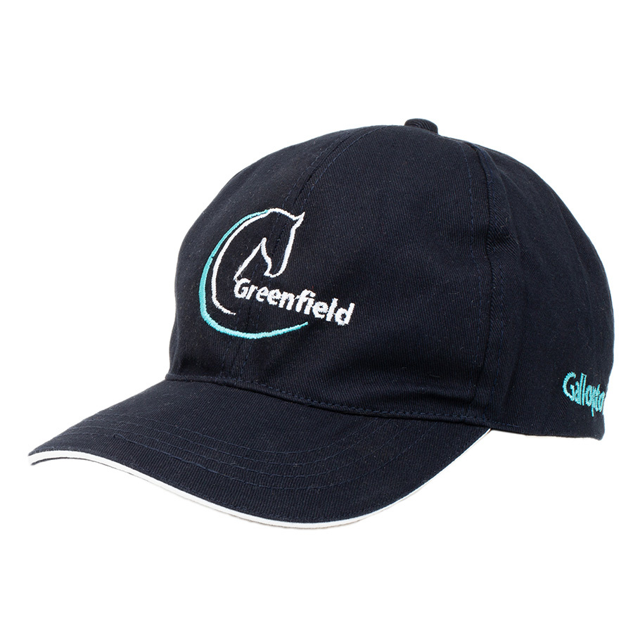 Greenfield Selection Pet - Greenfield cap