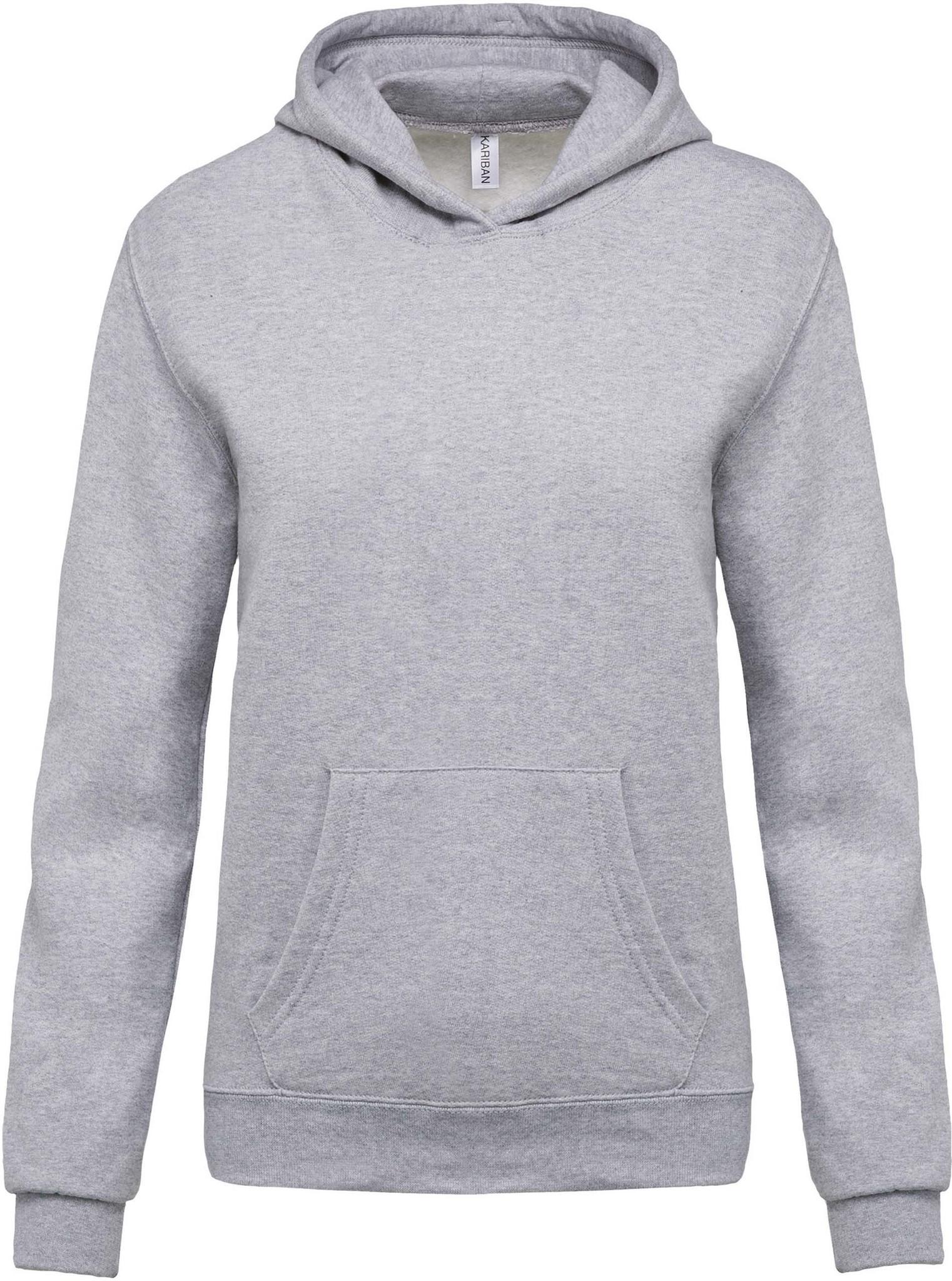 Kariban Kariban - Hooded Sweater - kids