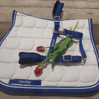 Greenfield Selection Koningsblauwe set