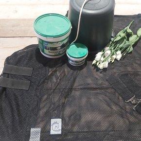 Set anti-mouches noir