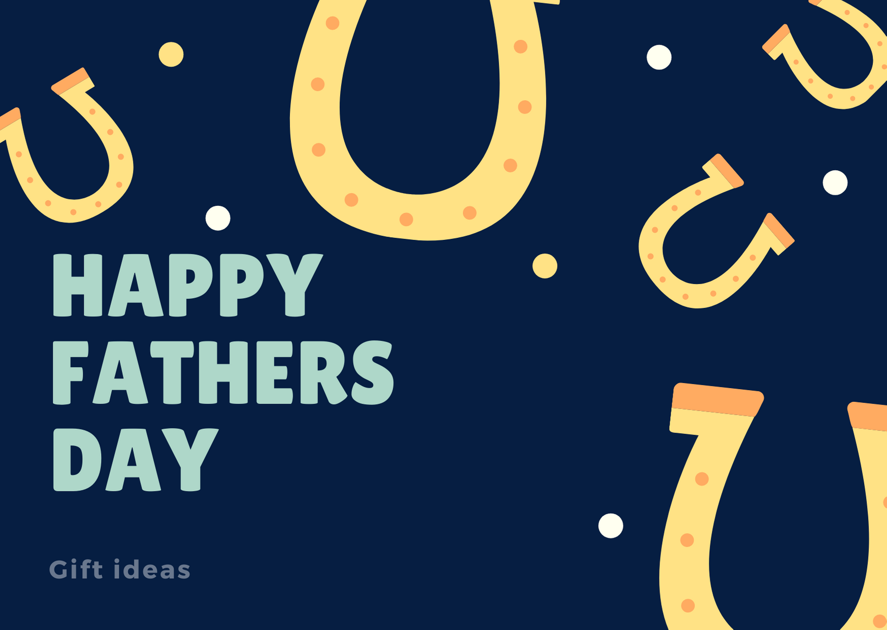 Father's day: Gift ideas