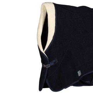 Greenfield Selection P/C12 - Fleece teddy kraag - blauw