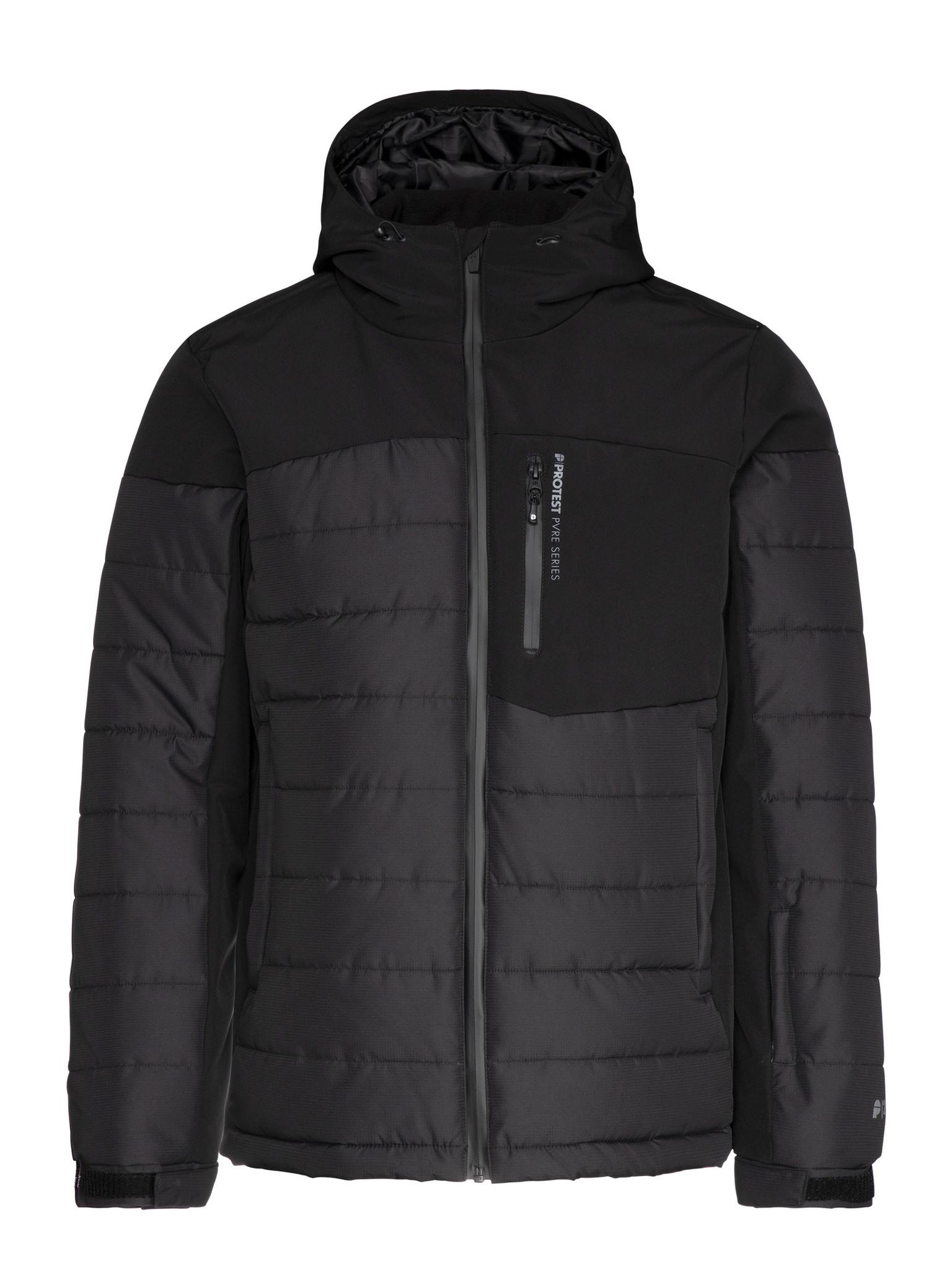 Protest Protest Mount jacket black