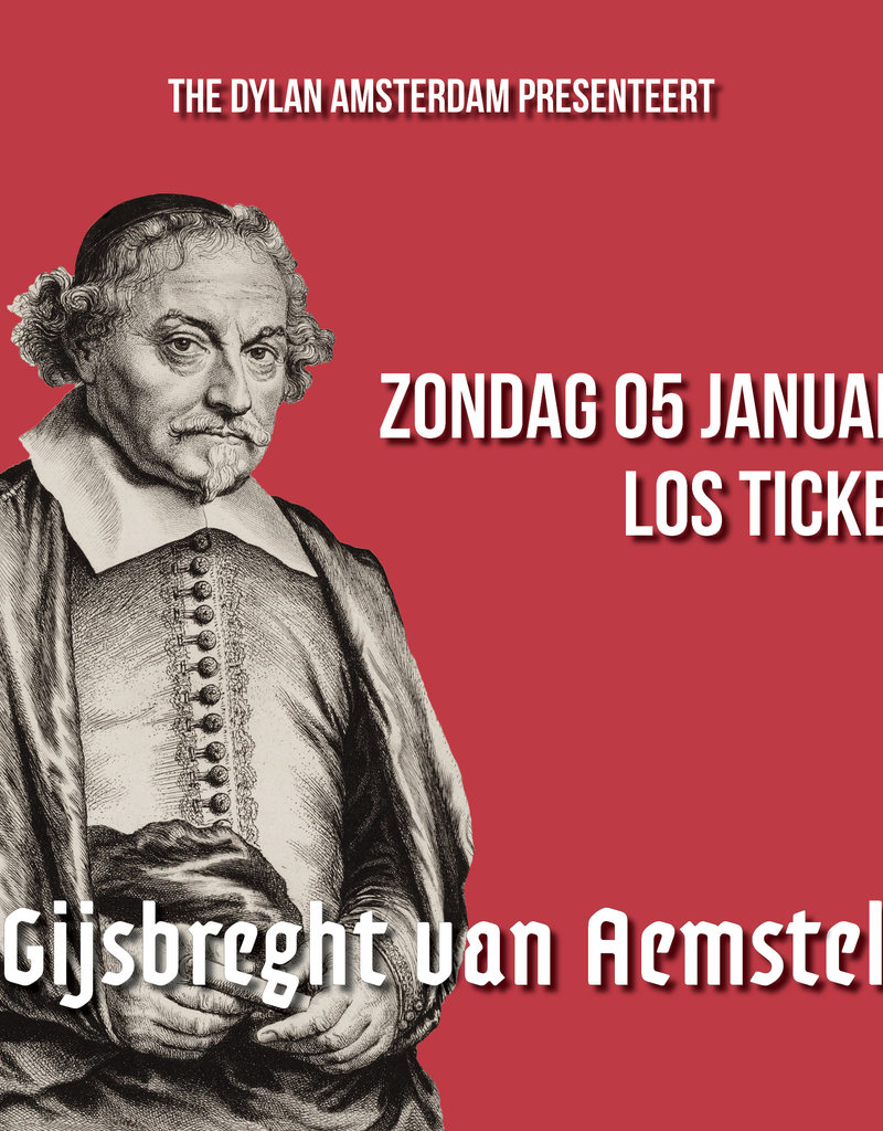 Sunday 5 January 2020 EVENING | Ticket Only