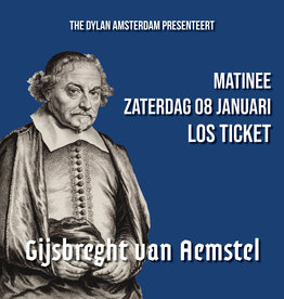 Saturday 4 January 2020 MATINEE | Ticket Only - Copy