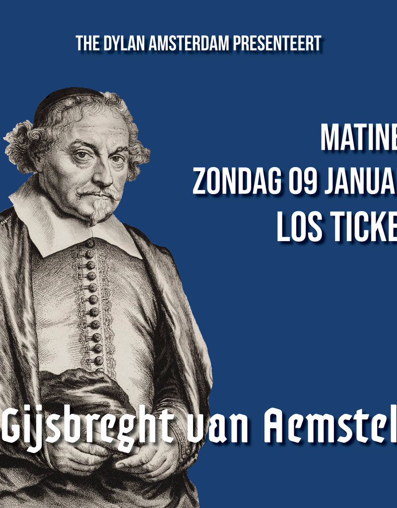 Saturday 4 January 2020 MATINEE | Ticket Only - Copy - Copy