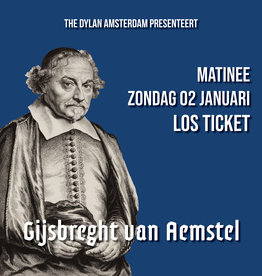 Saturday 4 January 2020 MATINEE   Ticket Only - Copy - Copy - Copy