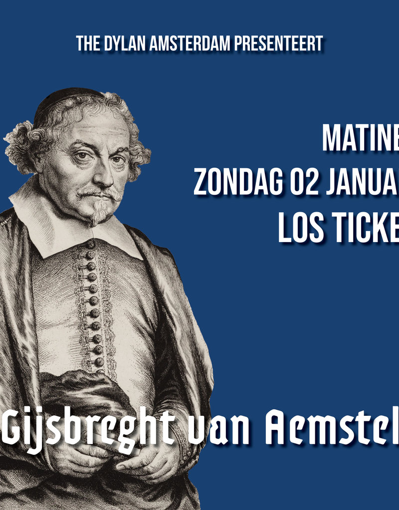 Saturday 4 January 2020 MATINEE | Ticket Only - Copy - Copy - Copy