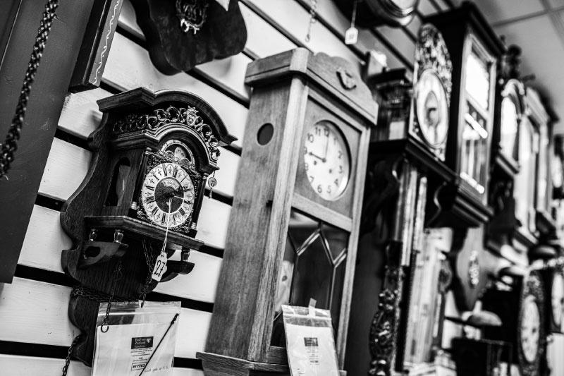 Klokken Reparaties Paul van Zeeland juweliers