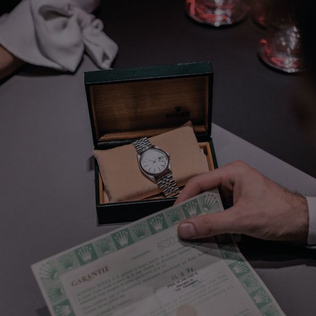 Inkoop Rolex Horloges Paul van Zeeland juwliers