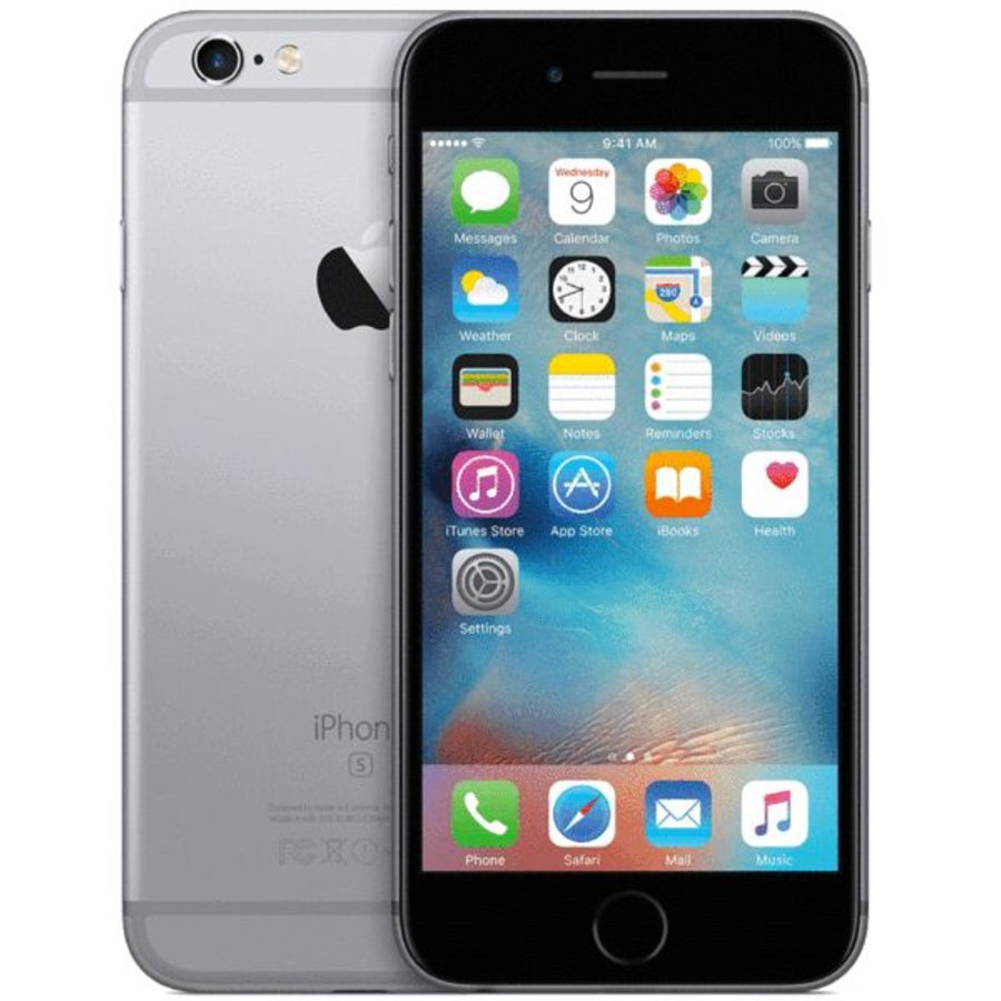iPhone 6S Zwart 64GB