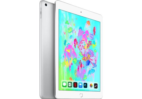iPad 2018 32GB Silver Wifi only