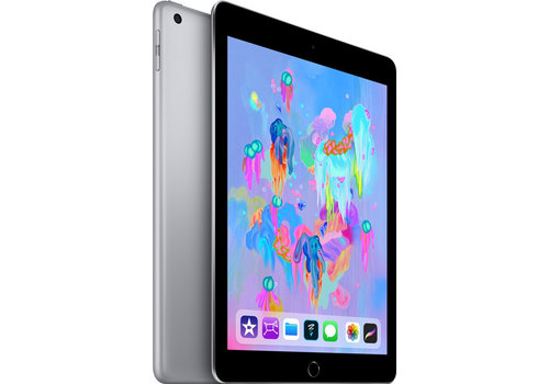 iPad 2018 128GB Space Gray Wifi only
