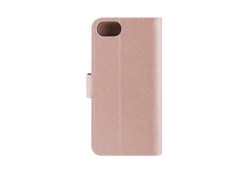 Wallet Case Viskan iPhone 6/6S/7/8 Rosé Gold