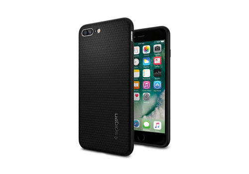 Liquid Air iPhone 7/8 Plus Black