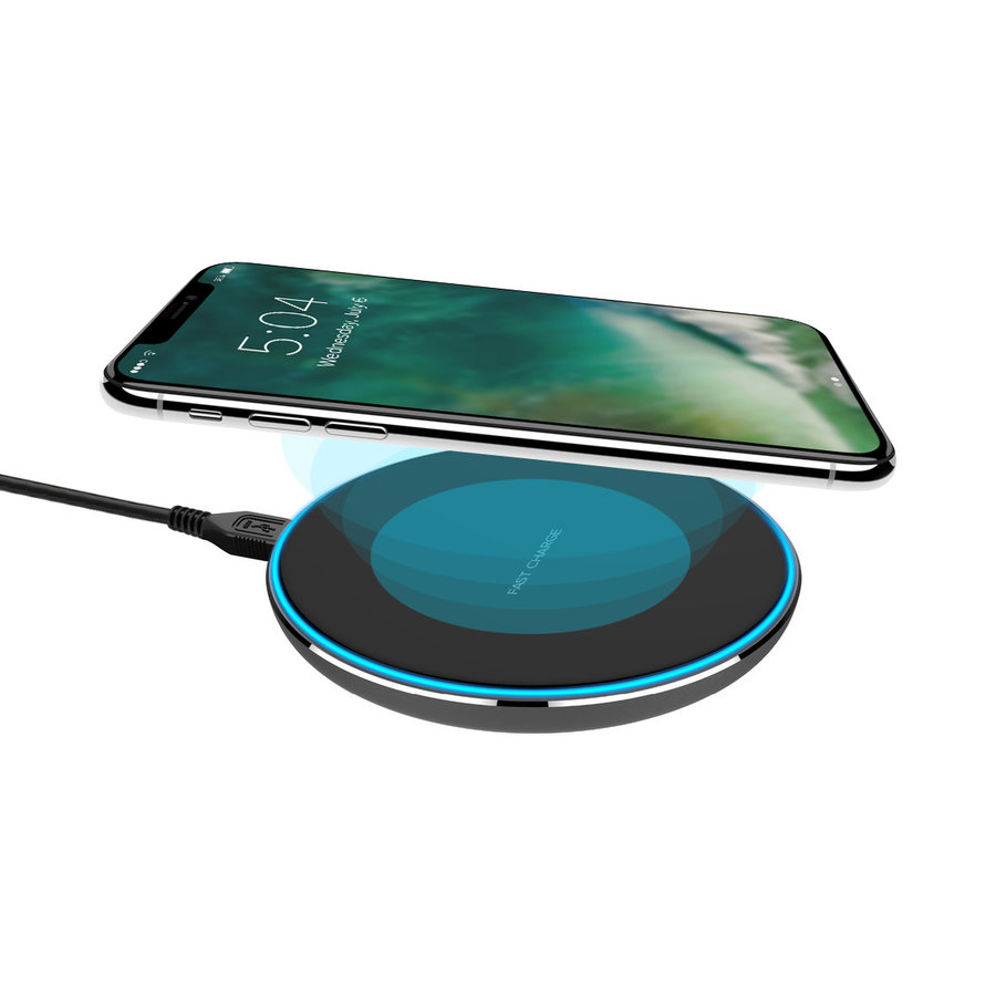 Wireless Fast Charger 10W Black