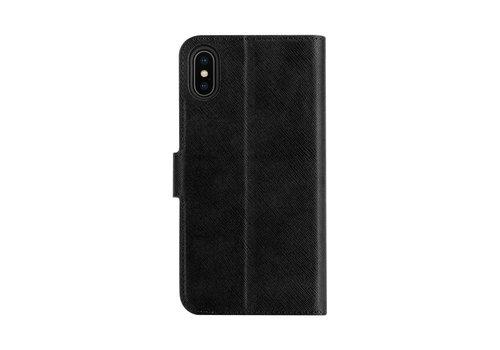Wallet Case Viskan iPhone XS Max Black