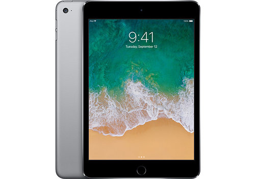 iPad Mini 4 Zwart 16GB Wifi only