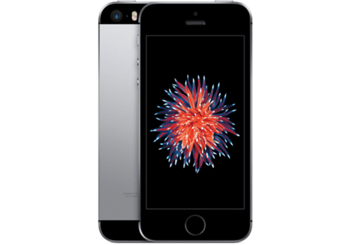 iPhone SE 16GB Wit (No Touch ID)