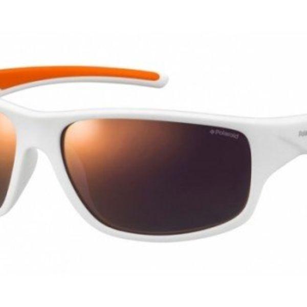 Polaroid Sport PLD 7010S IXN  White Orange
