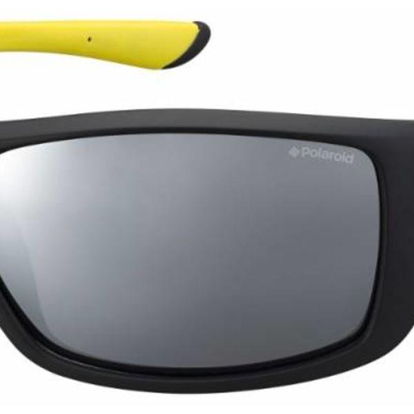Polaroid Sport PLD 7013S 71C  Black Yellow