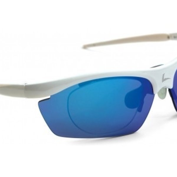 Sportbril Leader model Peloton 452033010 maat 69-11 Gratis glazen op sterkte
