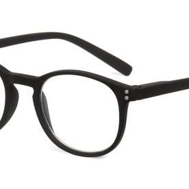 LoopLabb Leesbrillen Good Looks, Great Readers Looplabb Leesbril Dune LL03 Black