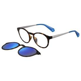 Polaroid Polaroid PLD6081 GCS IPR Havanna Bleu Leesbril