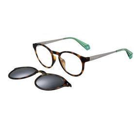 Polaroid Polaroid PLD6081 GCS 45Z Havanna Silver Leesbril