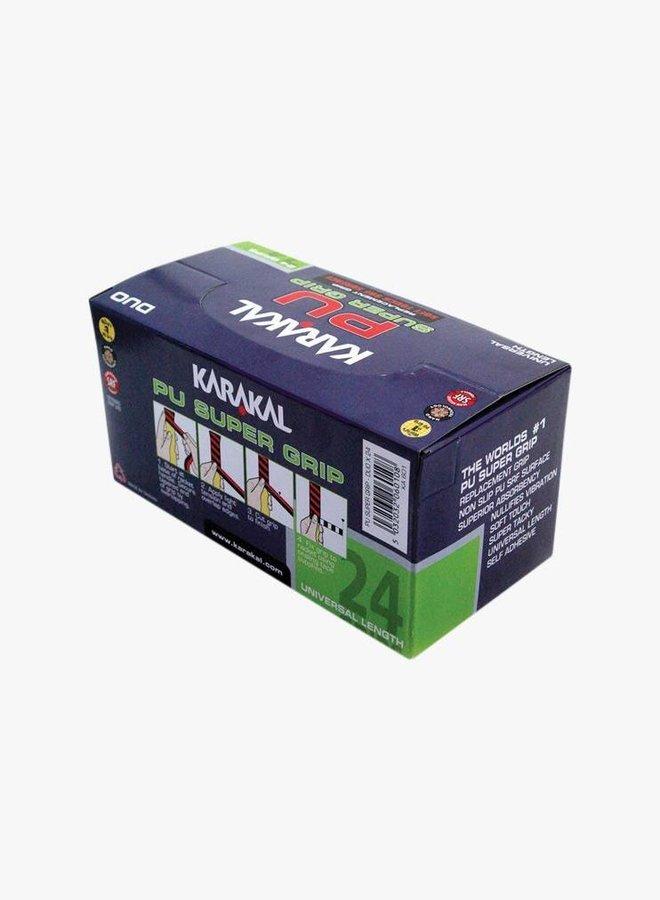 Karakal PU Super Grip Duo - Box of 24