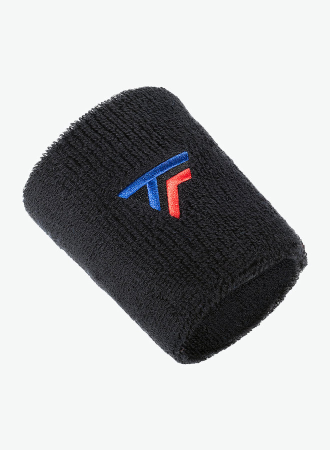 Tecnifibre Wristband XL - Black