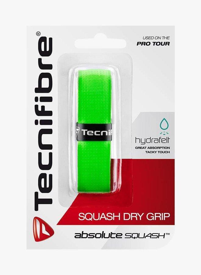 Tecnifibre Squash Dry Grip - Green