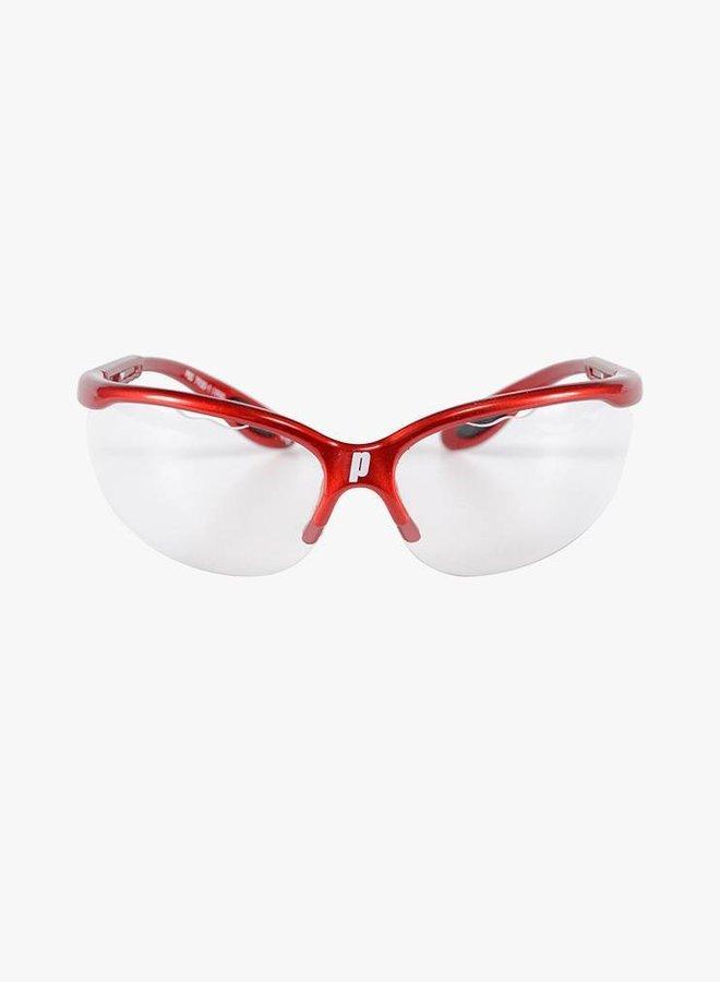 Prince Pro Lite II Protective Eyewear - Red