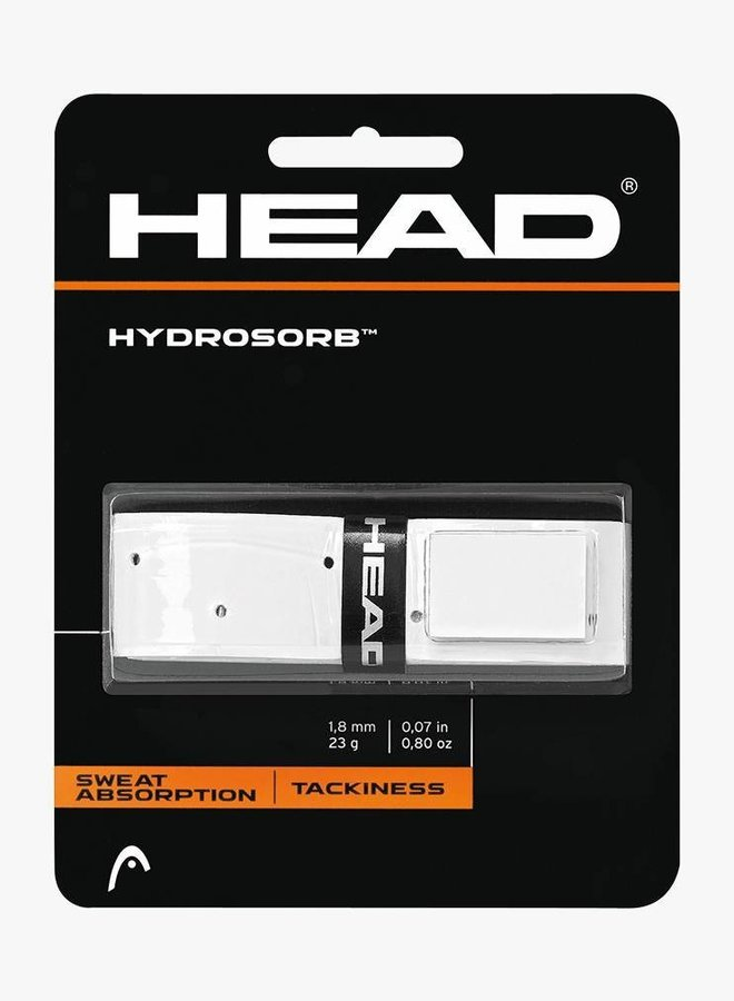 Head Hydrosorb Replacement Grip - White