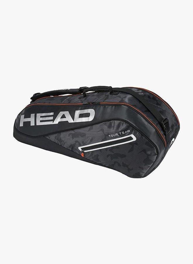 Head Tour Team 6R Combi - Black / Silver