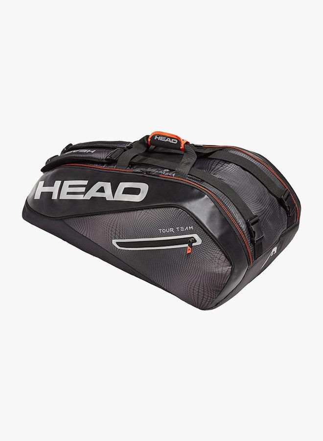 Head Tour Team 9R Supercombi - Black / Silver