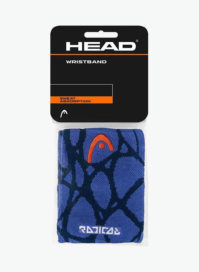 """Head Radical Wristband 5"""" - 2 Pack"""