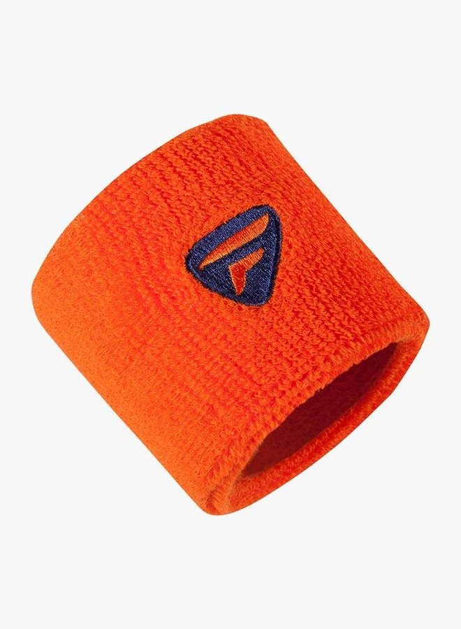 Tecnifibre Wristband - 2 Pack - Orange