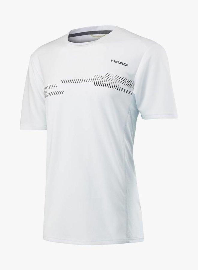 Head Club Technical Shirt - White