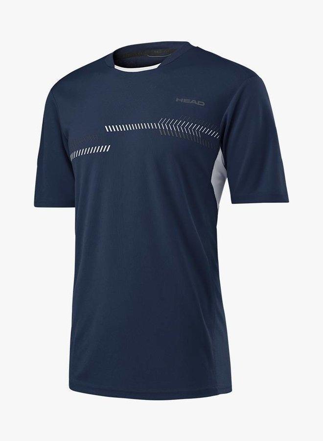 Head Club Technical Shirt - Navy