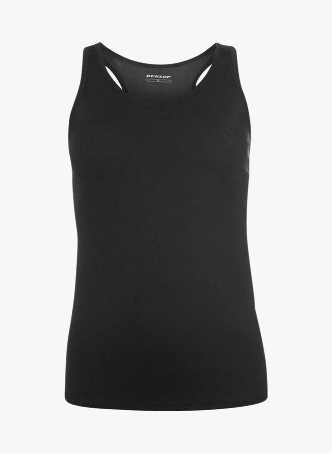 Dunlop Performance Tank Top Ladies - Black